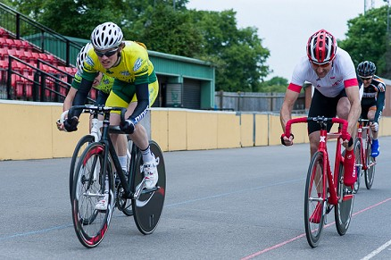 Sefton edges out Shepherd in the Points Race