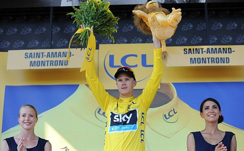 2013_TDF_Stage13_Froome_Podium