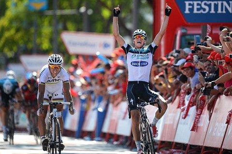 300813 OPQS Vuelta stage 7 - STYBAR arrival(c)Tim De Waele