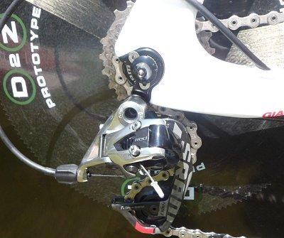 Giant Sl advanced time trial bike 014