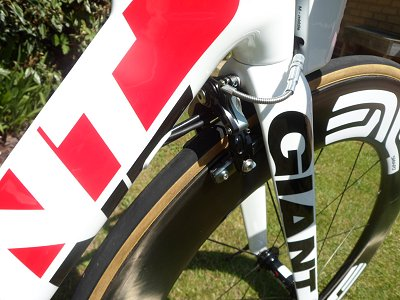 Giant Sl advanced time trial bike 020