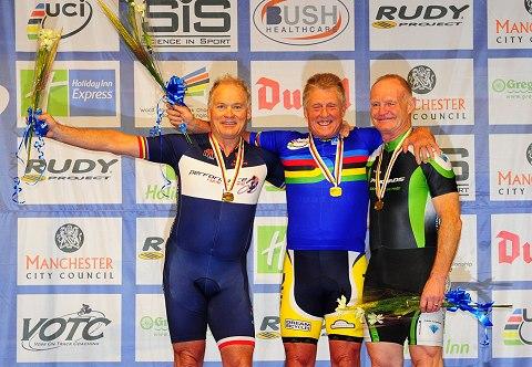 2013 World Masters Mens Sprint 65-69 Podium_small