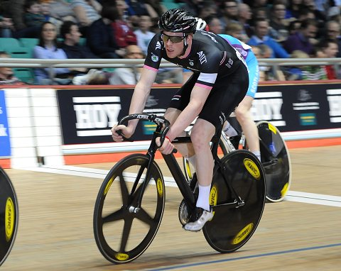 Ed Clancy Bunch racing 2014