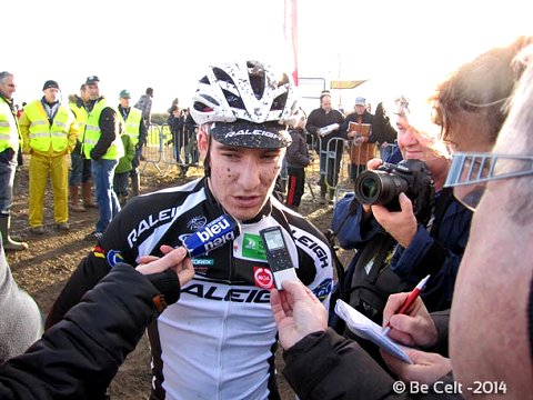 Matthieu Boulo Cross Interview