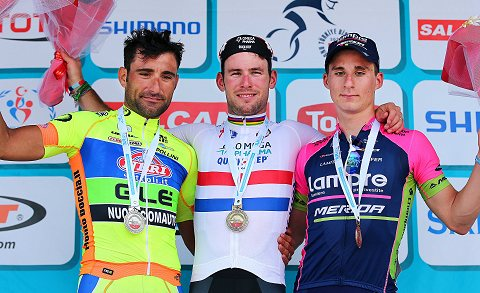 280414-OPQS-Tour-of-Turkey-Stage-2-Cavendish-podium