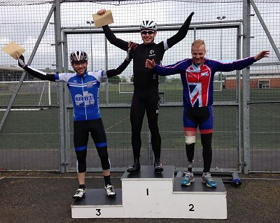 Paracycling Podium