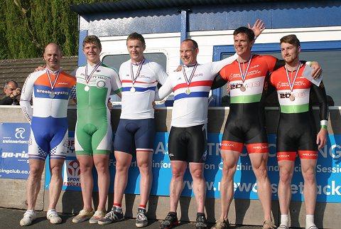 Tandem podium 2014
