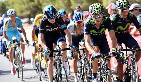 Stage 6 Froome-Valverde-Quintana