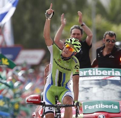 Stage 7 De Marchi wins