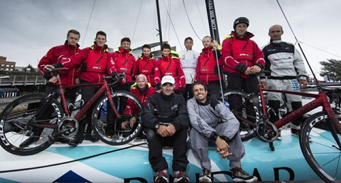 Team Raleigh-GAC - CycloSail Challenge2