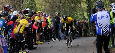 C.C. Sudbury Open Hill Climb 2013 by Roger Rush