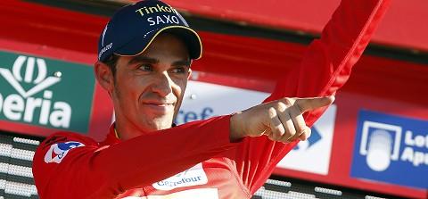 Stage 10 Contador