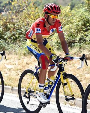 Stage 11. Contador