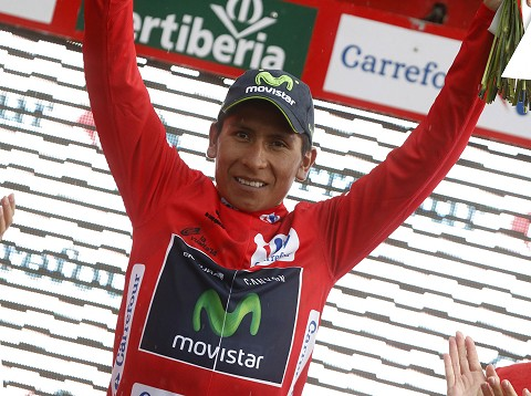 Stage 9. Quintana leader