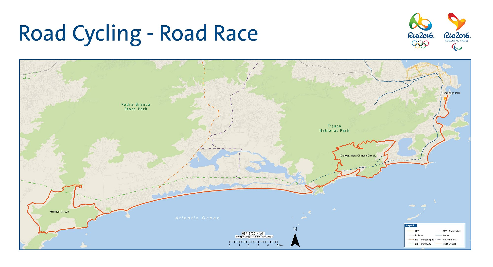 Road cycling road race small