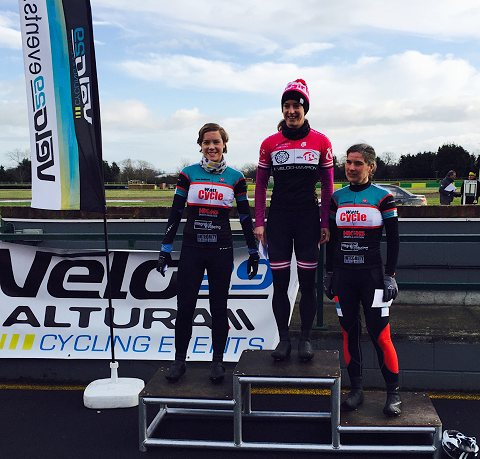 Ladies Podium