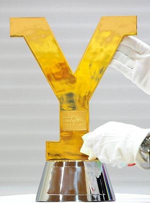 D Tour de Yorkshire trophy