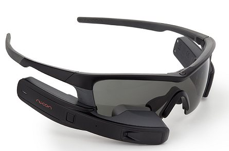 Recon Jet - Black - Right Angle