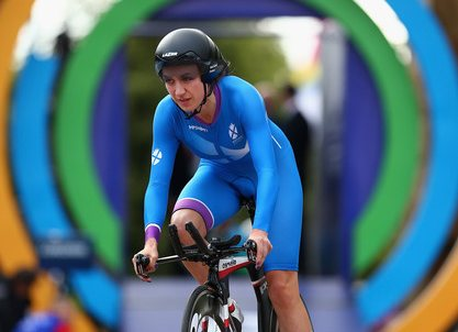 Anna Turvey to ride the Virgin Money Cyclone