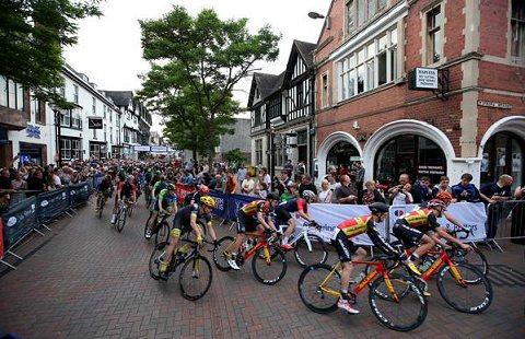Riders in the Staffordshire Grand Prix- Photo Credit swpix.com