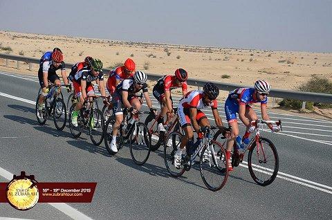 Tour of Al Zuburah 5