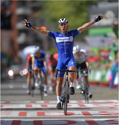 Second Stage win at 2019 Vuelta for Gilbert | velouk.net