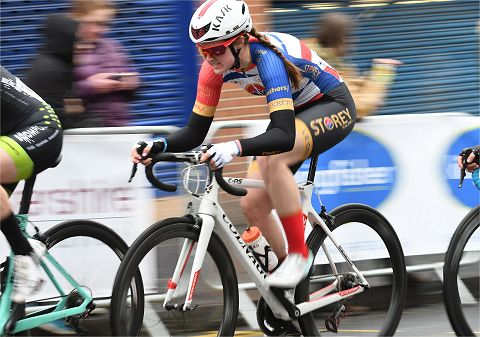 Interview with talented junior Caitlin Peters | velouk.net