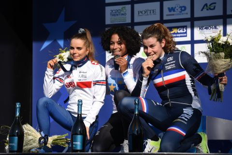 Report: Silver for Kay at Euros | velouk.net