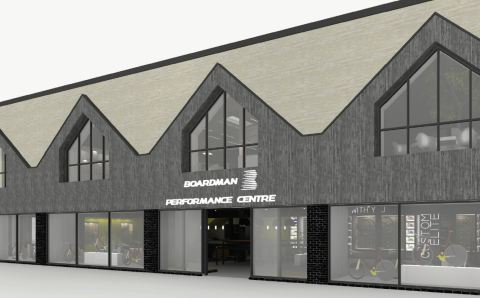 News: Boardman Bikes Performance Centre | velouk net