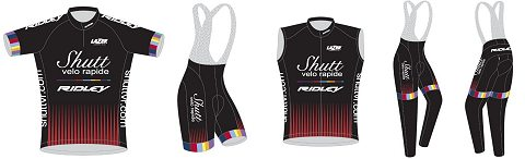 ... kit specialists Shutt Velo Rapide as team sponsors. For the team s  strong 2nd Cat contingency 787e2da30