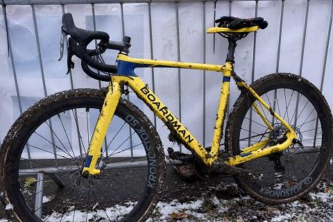 Winners Bikes: Beth Crumpton's Boardman Elite CXR | velouk net