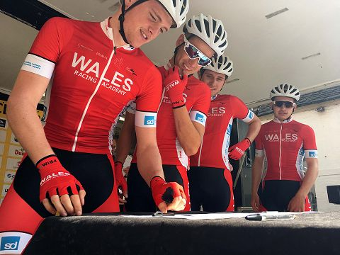 0a1edff9b The Academy was set up to provide our U23 with the stepping stones to a  career in cycling – so these riders are working hard