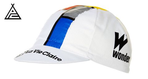 c2ce75c93 8) St Raphael Retro Cotton Cap. Our delightful St Raphael retro team cap as  worn by Jacques Anquetil