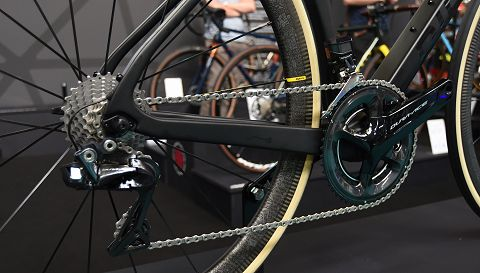 """b077cf9f21b The SL series is big step up for the Ribble performance bike says Jamie.  """"It's the top end of our Endurance platform and the SL-R model has a super  ..."""