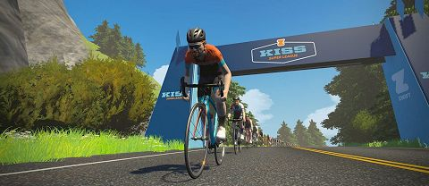News: Bibby's first ever virtual pro bike race on Zwift | velouk net