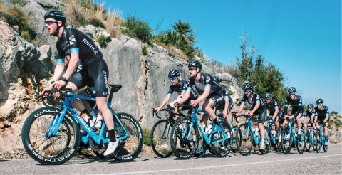 60eeb7217e0 How difficult will it be to select the riders in the team for this very  tough and high profile race? Ribble Pro Cycling: It will be tough of course.
