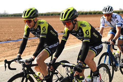 Yates Brothers for Volta Ciclista a Catalunya