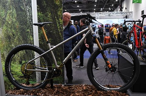 "c820e7fdf45 Andy Smallwood, Ribble Cycles CEO outlines ""The HT/650/Ti project is  completely aligned to the new Ribble brand strategy and further highlights  our passion ..."