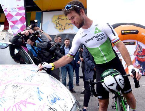Tour de Yorkshire: Cavendish Confirms   velouk net